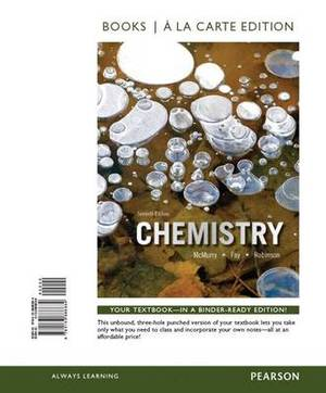 Chemistry, Books a la Carte Plus Mastering Chemistry with Etext -- Access Card Package