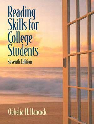 Reading Skills for College Students Plus Myreadinglab -- Access Card Package