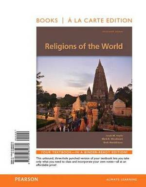 Religions of the World, Books a la Carte Edition Plus Revel -- Access Card Package
