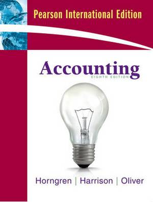 Accounting: Chapters 1-23: Complete Book