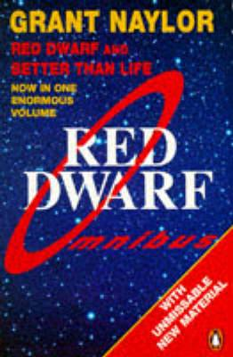 Red Dwarf Omnibus: Red Dwarf: Infinity Welcomes Careful Drivers &  Better Than Life