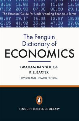 The Penguin Dictionary Of Economics,