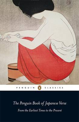 The Penguin Book Of Japanese Verse,
