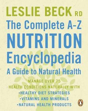 Complete A-Z Nutrition Encyclopedia