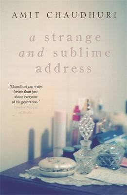 A Strange and Sublime Address