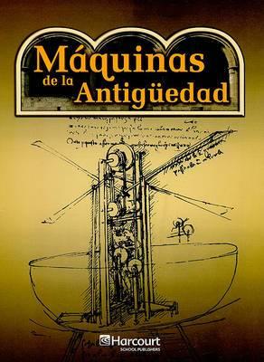 Harcourt School Publishers Ciencias: Ab-LV Chlng Rdr Maquinas..G5