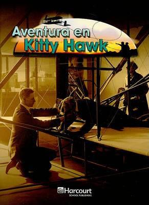 Aventura En Kitty Hawk, Above Level Grade 5: Challenge Reader