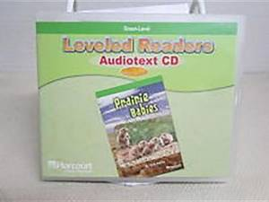Harcourt School Publishers Trophies: Audiotext CD Coll Gr 1