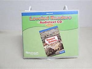 Harcourt School Publishers Trophies: Audiotext CD Coll Gr 2