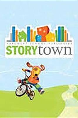 Storytown: Ell Rdr Bears Everywhere G3 Stry 08
