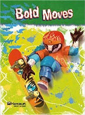Storytown: Intervention Interactive Reader Grade 6 Bold Moves