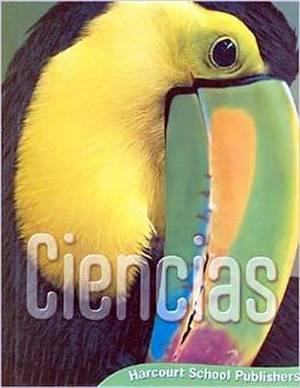 Harcourt School Publishers Ciencias California: Blw-LV Rdr Ecosistm(3-4)G4