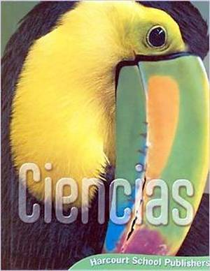 Harcourt School Publishers Ciencias California: 6pk On-LV S/C Rdr Enrg/Eco G4