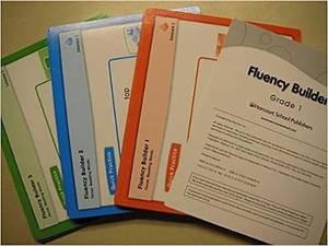 Storytown: Fluency Builder Grade 1