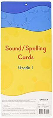 Storytown: Sound/Spelling Cards Grade 1