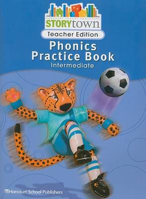 Phonics Practice Book, Intermediate