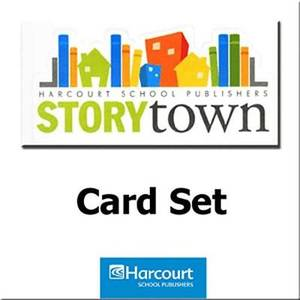 Storytown: Word Builder Cards (Single Pack) Grades K-1