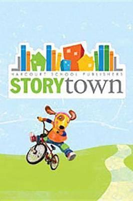 Storytown: Write-On/Wipe-Off Board Grade K