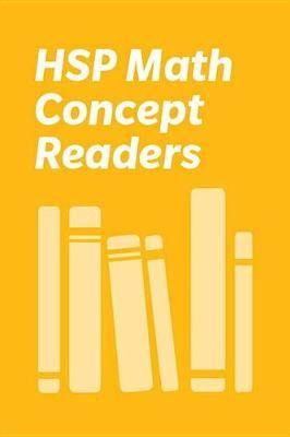 Harcourt School Publishers Math: Above Level Reader Teacher's Guide Grade K I Know Shapes