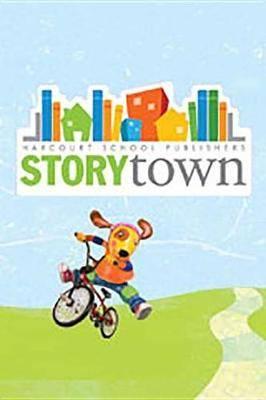 Storytown: Advanced Reader 5-Pack Grade K the Map