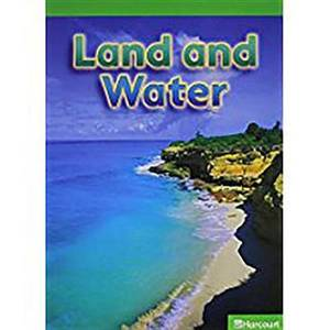 Science Leveled Readers: Above Level Reader 5 Pack Sci 09 Grade 1 Land and Water