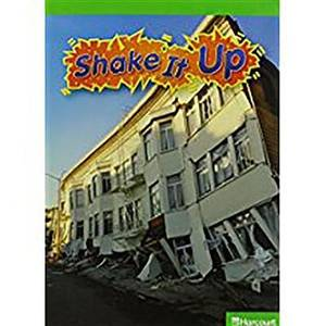Science Leveled Readers: Above Level Reader 5 Pack Sci 09 Grade 2 Shake It Up