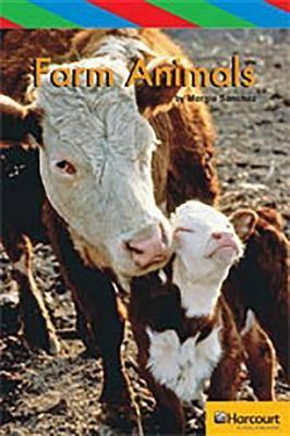 Storytown: Ell Reader Teacher's Guide Grade K Farm Animals