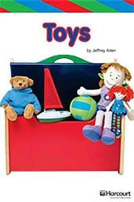 Storytown: Ell Reader Teacher's Guide Grade K Toys
