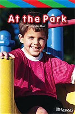 Storytown: Ell Reader Teacher's Guide Grade K at the Park