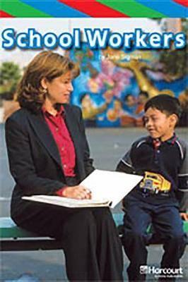 Storytown: Ell Reader Teacher's Guide Grade K School Workers