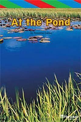 Storytown: Ell Reader Teacher's Guide Grade K at the Pond