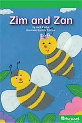 Storytown: Above Level Reader Teacher's Guide Grade K Bess and Zan