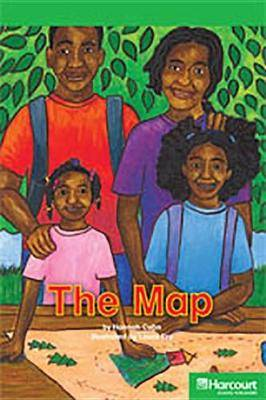 Storytown: Above Level Reader Teacher's Guide Grade K Map