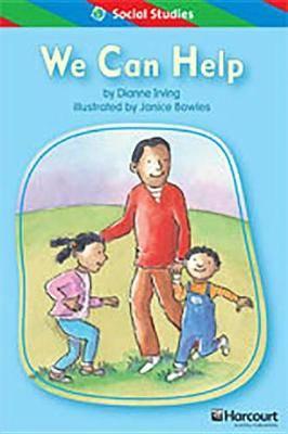Storytown: Ell Reader Teacher's Guide Grade 1 We Can Help