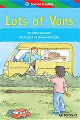 Storytown: Ell Reader Teacher's Guide Grade 1 Lots of Vans
