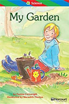 Storytown: Ell Reader Teacher's Guide Grade 1 My Garden
