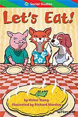 Storytown: Ell Reader Teacher's Guide Grade 1 Let's Eat