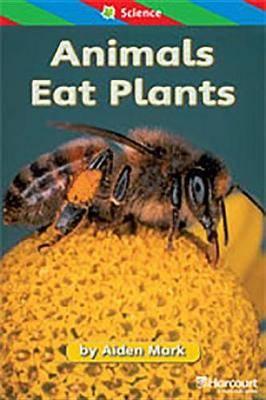 Storytown: Ell Reader Teacher's Guide Grade 1 Animals Eat Plants