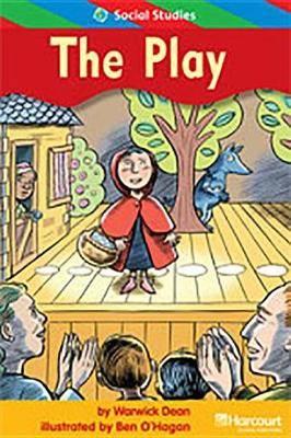 Storytown: Ell Reader Teacher's Guide Grade 1 Play