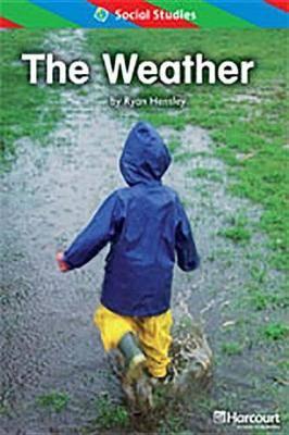 Storytown: Ell Reader Teacher's Guide Grade 1 Weather