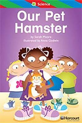 Storytown: Ell Reader Teacher's Guide Grade 1 Our Pet Hamster