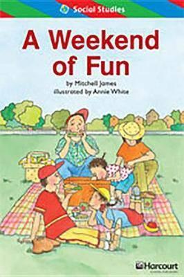 Storytown: Ell Reader Teacher's Guide Grade 1 Weekend of Fun