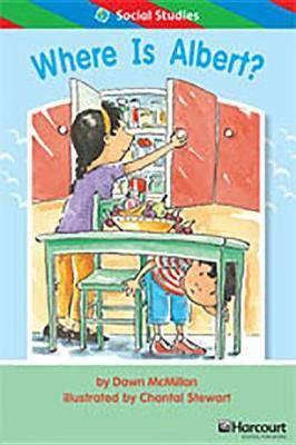 Storytown: Ell Reader Teacher's Guide Grade 1 Where Is Albert?