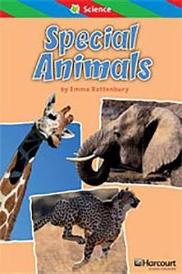 Storytown: Ell Reader Teacher's Guide Grade 1 Special Animals