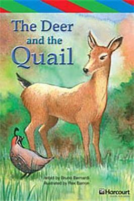 Storytown: Ell Reader Teacher's Guide Grade 3 Deer and Quail