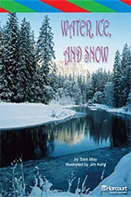 Storytown: Ell Reader Teacher's Guide Grade 3 Water, Ice, and Snow