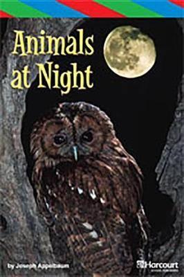 Storytown: Ell Reader Teacher's Guide Grade 3 Animals at Night
