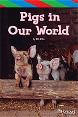 Storytown: Ell Reader Teacher's Guide Grade 3 Pigs in Our World