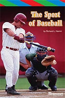 Storytown: Ell Reader Teacher's Guide Grade 4 Sport of Baseball