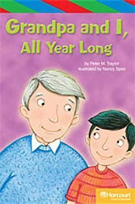Storytown: Ell Reader Teacher's Guide Grade 4 Grandpa and I